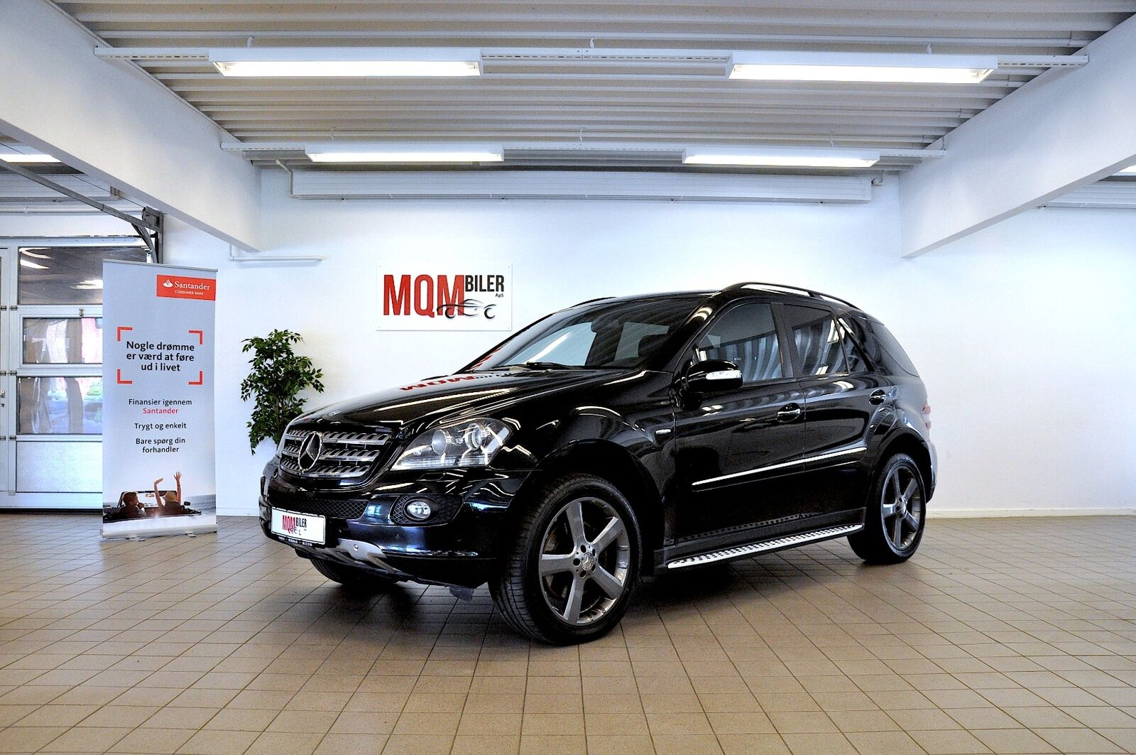Mercedes ML420 4,0 CDi aut. 4-M 5d - 289.900 kr.