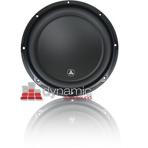 jl audio 12w3v3 car subwoofer 12 svc 4 ohm sub w3v3 w3 woofer 1 000 rh ebay com Jl W3v3 Jl 12W3v3 with Grill