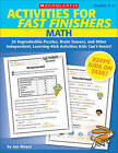 Math, Grade 2-3: 55 Reproducible Puzzles, Brain Teasers, and Other Independent, Learning-Rich Activities Kids Can't Resist! by Jan Meyer (Paperback / softback, 2010)