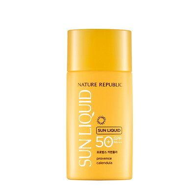 [Nature Republic] Provence Calendula Sun Liquid SPF50+ PA+++ 50ml
