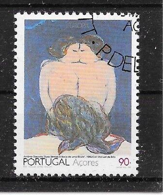 Briefmarken Cept/europa Union & Mitläufer A368 Cept 1993/ Acoren Minr 434 O Ersttagstempel