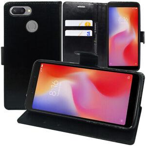 Etui-Coque-Housse-Portefeuille-Rabat-Cuir-PU-pour-Xiaomi-Redmi-6-5-45-034