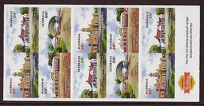 Briefmarken FäHig Australien 2013 Historische BahnhÖfen S/klebend BroschÜre Nicht Gefaßt Ein GefüHl Der Leichtigkeit Und Energie Erzeugen Australien