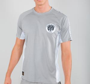 Alpha Industries Space Camp t t-shirt 198502-31 Silver estrenar