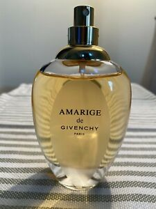 Amarige By Givenchy For Women. Eau De Toilette Spray 1.7 Oz  90% Full No Cap