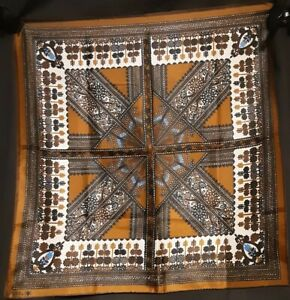1960-039-s-Kaleidoscopic-Silk-Vera-Neumann-Scarf-22-x-22