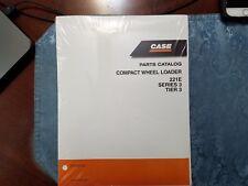 Case 221e Series 3 Tier 3 Parts Catalog Compact Wheel Loader 87659825 Na