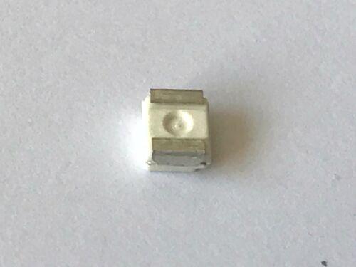 120 ° 2,3v-2 Tlmk 3104-gs08 7v Vishay 25 pezzi SOP 2 LED super rosso 628nm 10ma