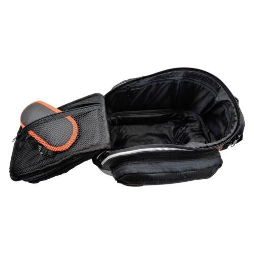 Details about  /Ibera Mini Bike Trunk Bag Nylon Clip-On Rear Carrier Commuter Bag Quick-Release