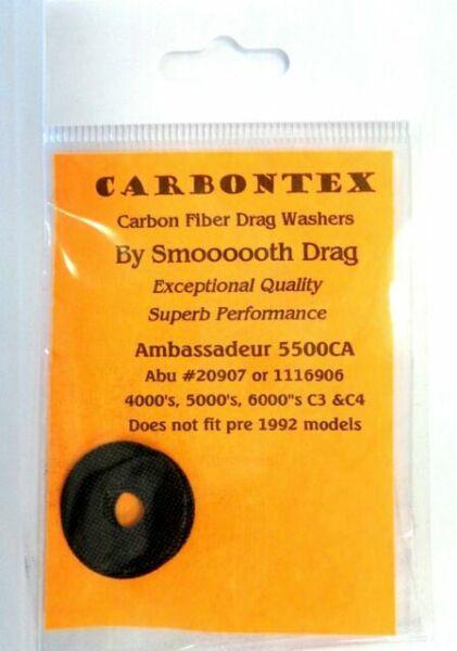 ABU GARCIA REEL PART 5600 C4 07-00 Elite AMB Carbontex Drag Washers #SDA201 4