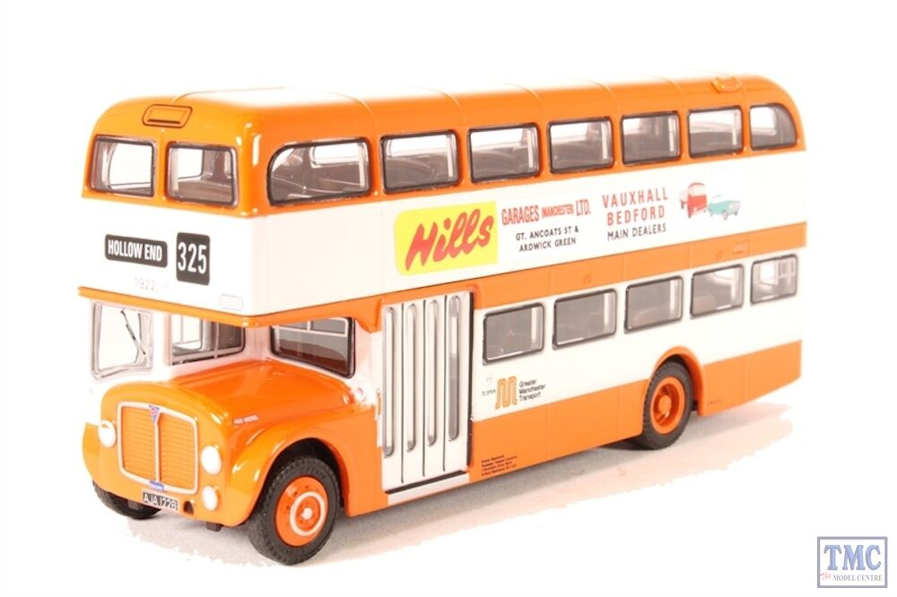 E30716 (EFE) OO Gauge Bus  AEC Renown Greater Manchester PTE Hollow End 325