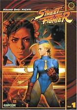 Street Fighter Volume 1, Ken Sui-Chong, Shinkiro, Alvin Lee, Arnold Tsang, Andre