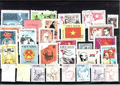DemüTigen Lot Briefmarken Stamps Vietnam O (928) Verpackung Der Nominierten Marke