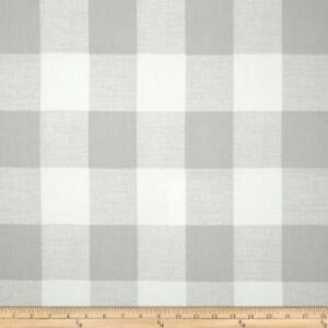 Image Is Loading Custom Made Gray Buffalo Check Plaid Curtains Choose