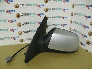FORD-MONDEO-MK3-00-07-N-S-PASSENGERS-SIDE-ELECTRIC-WING-MIRROR-IN-SILVER