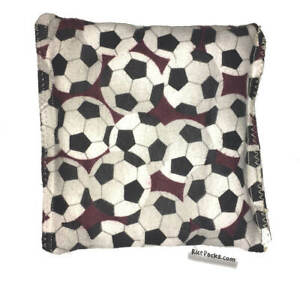 Soccer-Balls-Rice-Pack-Hot-Cold-You-Pick-A-Scent-Microwave-Heating-Pad-Reusable