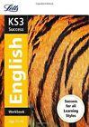 KS3 English Workbook by Letts KS3 (Paperback, 2014)