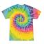 Tie-Dye-Kids-T-Shirts-Youth-Sizes-Unisex-100-Cotton-Colortone-Gildan thumbnail 18