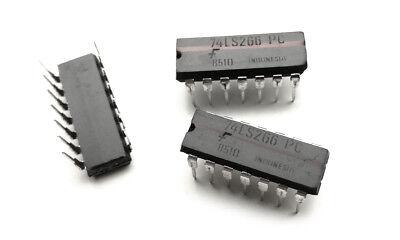 10x Genuine 74F08PC Fairchild Quad 2-Input AND Gate IC SN74F08N DM74F08