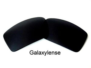 Galaxy-Replacement-Lenses-For-Oakley-Gascan-Sunglasses-Iridium-Black-Polarized