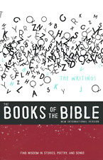 The Books of the Bible: NIV, the Books of the Bible: the Writings, Hardcover : Find Wisdom in Stories, Poetry, and Songs (2017, Hardcover, Special)