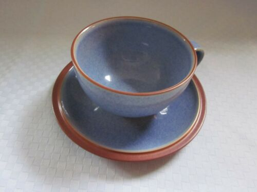 Denby Juice Berry Breakfast Cup and Saucer CHOICE