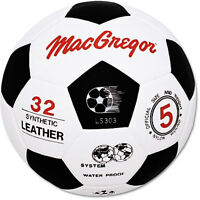 Macgregor Molded Synthetic Soccer Ball - Size 3 on sale