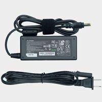 Ac Adapter Battery Charger For Compaq Presario F732nr V6000 2 Year Warranty