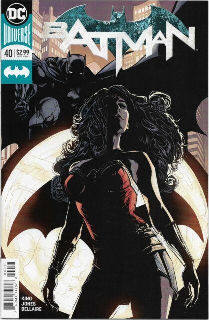 Batman (Rebirth) #40 - VF/NM - Wonder Woman