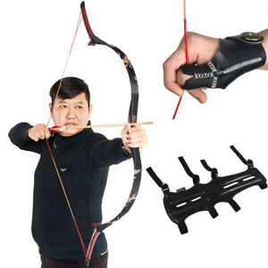 """50lbs Traditional 52/"""" Archery Longbow Right Left Hand Recurve Bow Hunting Target"""