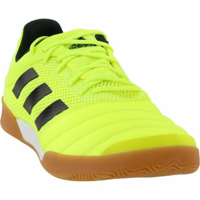 adidas Copa 19.3 Indoor Sala  Casual Soccer  Cleats Yellow Mens - Size 9.5 D