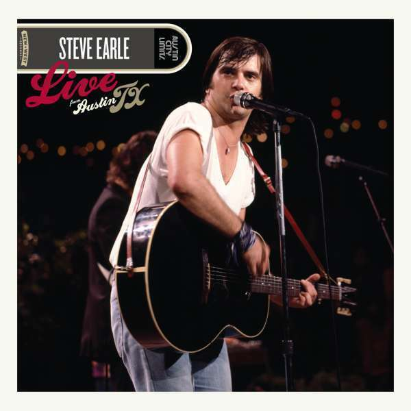 Steve Earle - Live From Austin, Tx Nuevo CD/DVD