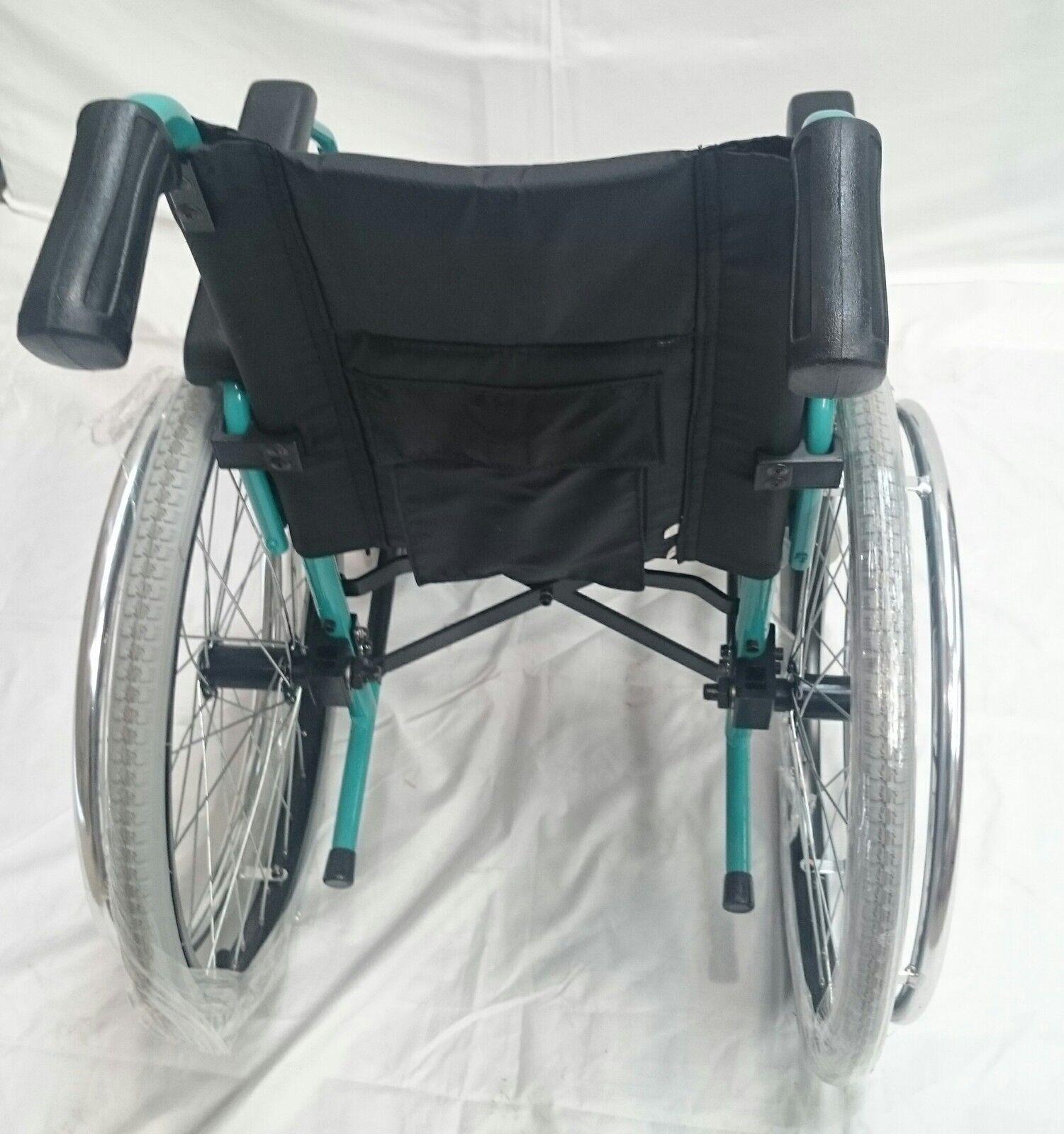 s l1600 - Silla de ruedas infantil plegable. Para niños Desmontable superligera resistente