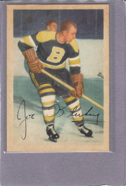 1953-54 PARKHURST #94 JOE KLUKAY BOSTON BRUINS