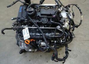 MOTOR VOLKSWAGEN 2.0 BWA TFSI Altea Leon Skoda Audi 112Tkm UNKOMPLETT 💯 JJM