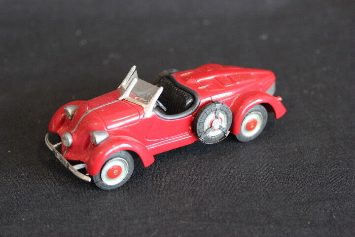 Modell Avto Moskva Mercedes-Benz 150H 1939 1 43 rouge (JS)