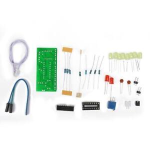 2PCS LM3915 Welding Training Kit 10 Audio Level Indicator Electronic Circuit Fun