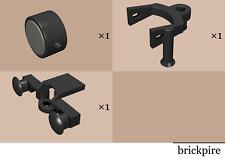 old LEGO® Train Schwarz1 Stk. //Magnet 73092 4023 4022 Buffer//Coupling