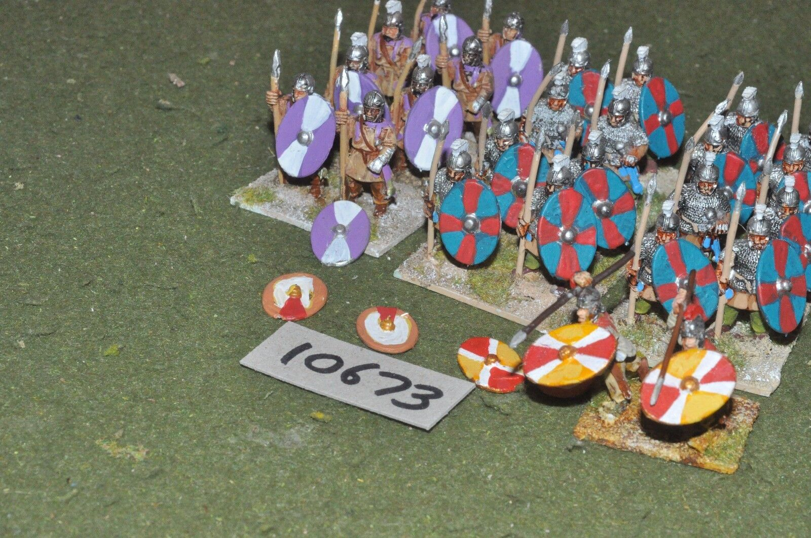 25mm roman era era era   roman - foundry late 26 infantry - inf (10673) bbac28