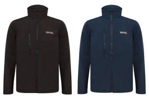 Regatta-Men-039-s-Warm-Water-Repellent-Windproof-Softshell-Jacket-RRP-70
