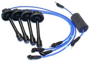 Spark-Plug-Wire-Set-NGK-8705-fits-90-91-Toyota-Celica-2-2L-L4