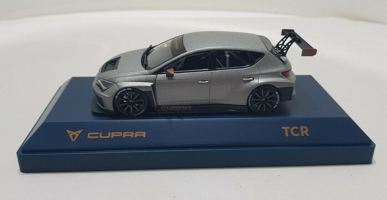 Modello di auto Cupra TCR 1 43 GRAPHITE GRIGIO GRIGI 6h1099300ibf
