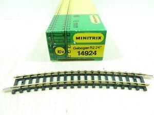 Nouvelle-Boutique-Minitrix-Voie-N-1-Piece-14924-Voie-Courbee-R2-24-Amendements