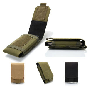 5-Universal-Belt-Pouch-Holster-Molle-Bag-Mobile-Phone-Case-Cover-Military-Bags