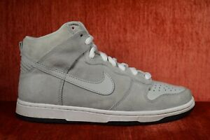 finest selection 0aeb9 67517 Details about CLEAN Nike Dunk High Pro SB Pee-Wee Herman Size 8 2007  305050-004