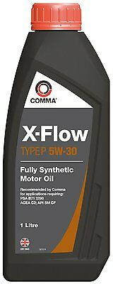 1 X 1L Comma Engine Oil Type P Fully Synthetic Motor for petrol & Diesel