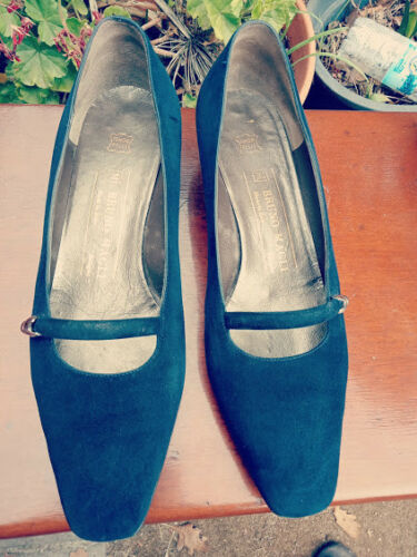 5 Magli daim en Designer femme taille Bruno Chaussures 37 8qCZw