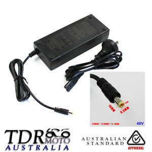 54-6V-2A-Charger-DC-5-5-2-1-10mm-For-48V-Lithium-Electric-Bike-Ebike-Battery