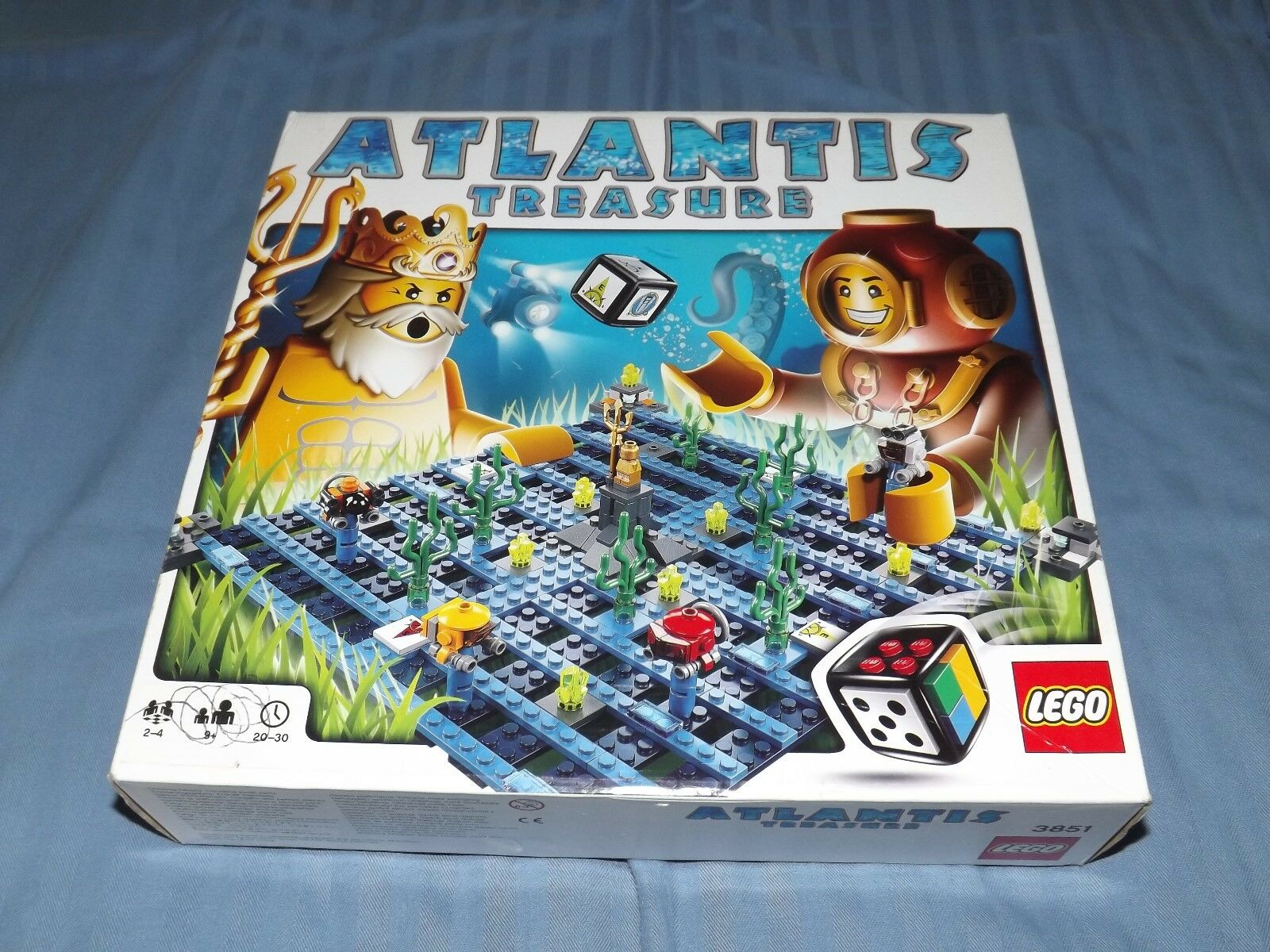 Lego Coffret jeux gratuit UK AffranchisseHommes t t AffranchisseHommes complet (sauf indication contraire) certains Scellé 3645c5
