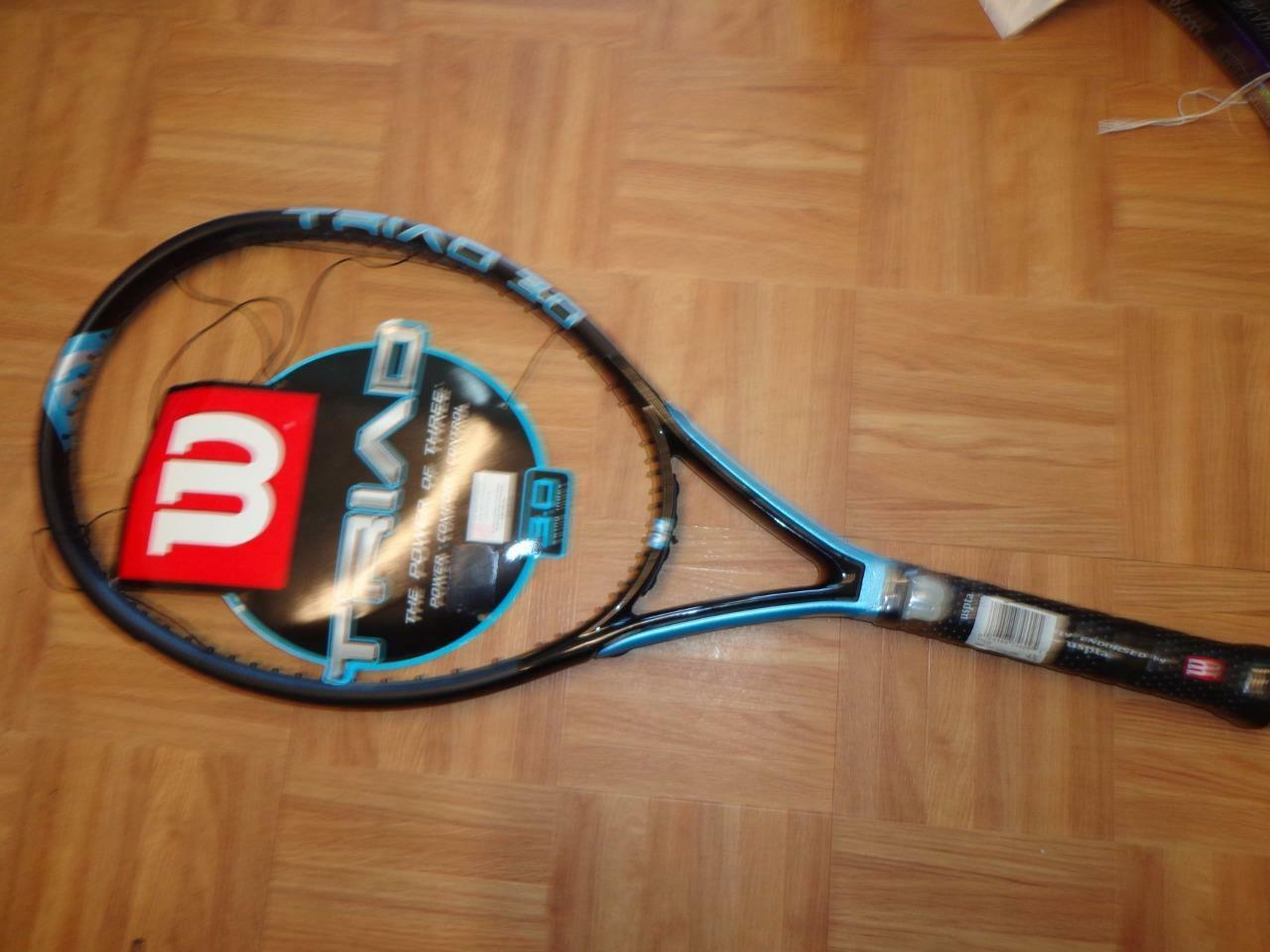 RARE NEW Wilson Triad Hammer 3.0 Oversize 110 head 4 3 8 grip Tennis Racquet